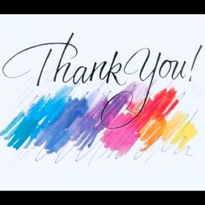 Thank You To All My Followers
